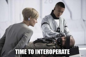 interoperate