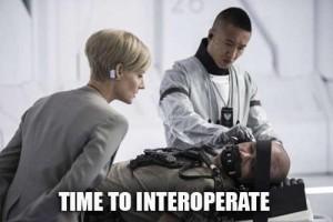 interoperate
